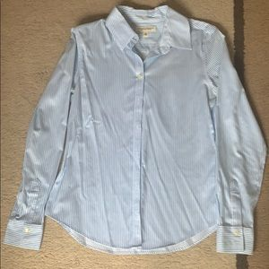 Banana Republic fitted work shirt